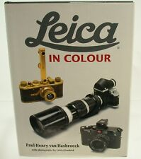Paul Henry Van Hasbroeck Leica in Colour Buch Book 1st Edition 1998 English B2/9