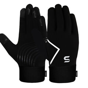 Bicycle Cycling Gloves Mens Padded Sport Touchscreen Anti slip Thermal Ski Adult