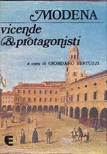 BERTUZZI Giordano,  Modena, vicende e protagonisti