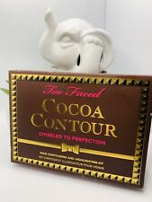 makeup palette Too Faced Cocoa Contour
