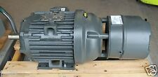 GE 5 HP Brake Motor 108702100EFF, 1620 RPM, Fr 213T, Ph 3, TEFC New!!!