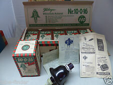 Blitzschutz-Automat Heliogen Lightning protecter NOS Ultra Rare Radio 20er Jahre