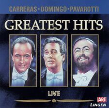 DOMINGO - PAVAROTTI - CARRERAS : GREATEST HITS / CD (EDEL RECORDS EDL 2867-2)