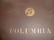 Columbia album, 12 platen klassieke muziek, Grieg, Rachmaninoff en Hayden