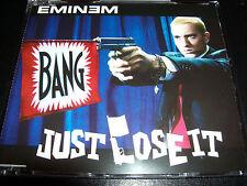 Eminem Just Lose It Australian Enhanced  CD Single – Like New