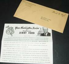 Your Washington Review by congressman JERRY FORD 6-5-63
