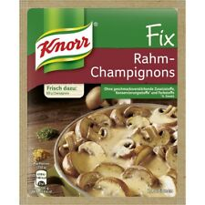 10 x Knorr Fix for Cream Mushrooms ( Rahm-Champignons) New from Germany
