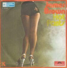 "JAMES BROWN HOT PANTS RARE UNIQUE LABEL 1972 SEXY COVER RECORD YUGOSLAVIA 7"" PS"