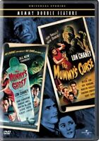 UNI DIST CORP MCA D21405D MUMMYS GHOST/MUMMYS CURSE (DVD) (DOUBLE FEATURES)