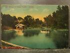 cpa portugal lisbonne lisboa lago do campo grande