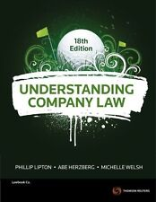 Understanding Company Law by Michelle Welsh, Phillip Lipton, Abe Herzberg (Paper
