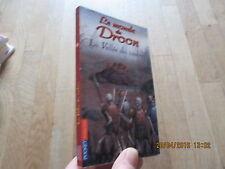 POCKET JEUNESSE 1923 LE MONDE DE DROON 7 la valllee des ombres abbott EO  2008