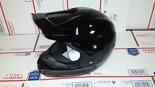 Arctic Cat Snowmobile Snocross MX Helmet Black XLarge 5202-466