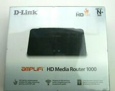 Dlink Router Amplifi Hd Media Router 1000 N+300 New in a box