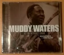 MUDDY WATERS AT Newport 1960 + bonus tracks (CD neuf scellé/sealed) JAMES COTTON