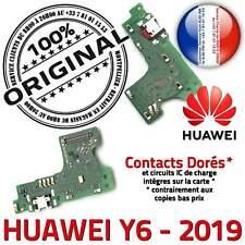 ORIGINAL Huawei Y6 2019 Microphone Connecteur de Charge Micro USB Nappe Chargeur