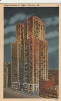 LAM(Z) Pittsburgh, PA - Grant Building at Night - Corner View