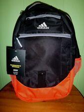 Adidas Foundation IV Men's Backpack Black/Orange NWT