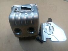 HUSQVARNA 440E chainsaw muffler, gasket, heat shield,w/bolts OEM