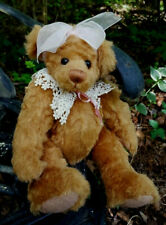 Ganz Cottage Collectibles Sue Coe 1997 Fully Jointed Teddy Bear