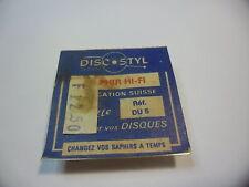 SAPHIR HI-FI DISCOSTYL Réf.DU5  LP/S  NEUF, Platine vinyle