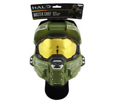 """Steve Downes (Master Chief) Signed Halo Collector's Helmet - """"I Need a Weapon"""""""