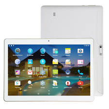 YELLYOUTH 3G Unlocked Tablet Android 10 inch Dual SIM Card Slot 64GB ROM 4GB ...