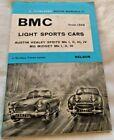 Austin Healey Sprite Mk I - IV & MG Midget Mk I - III from 1958 Motor Manual