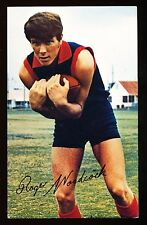 1971 Mobil Norwood Roger Woodcock card number 6 SANFL Footy Photos r