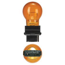 Narva  Globe Amber Wedge (Pack of 2) 12V 27W W2.5 X 16D PY27W 47556BL