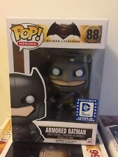 Funko POP! Batman v Superman DC Legion of Collectors -ARMORED BATMAN #88