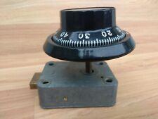 22 Combination Lock Safe Sargent Amp Greenleaf Model 6651 Used