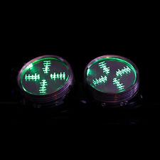 PAWSTAR LED Goggles - Light Up Green Reticle Cross Hair Crosshair [LI/RET]5416