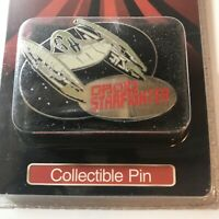 Star Wars Episode 1 Applause Collectible Cloisonne Pin Droid Starfighter 43136