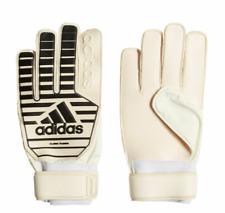 Adidas Classic Training Goalkeeper Gloves Football Soccer Goalie White 10 CW5618