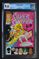 SILVER SURFER V3 #1 GALACTUS She-Hulk NOVA Champion Elders 1987 Rogers CGC 9.6
