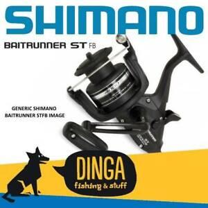 Shimano Baitrunner ST 4000FB Spinning Fishing Reel