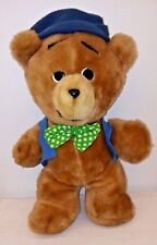 Ted E. Bear Animal Fair Large The Bear Who Slept Through Christmas Teddy Plush