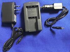 Multi Charger For NIKON ENEL11/PENTAX D-LI78/Sams.SLB-10A/Casio NP60 batteries..