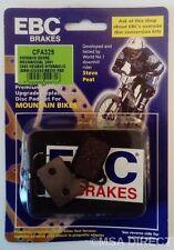 Shimano Nexave (BR-C901) XT Deore (BR-M555) EBC Mountain Bike pastiglie dei freni CFA329