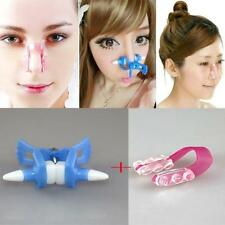 2pcsBeauty Tool Nose Up Shaping Shaper Lifting+Bridge Straightening Clip Clipper