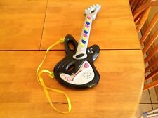 Children's electric guitar toy from Early Learning Centre