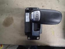 11 12 AUDI A8: Shifter Assembly w/ Shifter, A.T., 4.2L w/ Black Knob