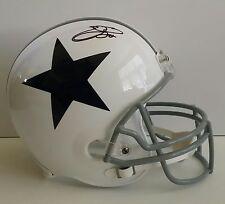 Emmitt Smith Autographed Signed Full Size Helmet Dallas Cowboys Beckett