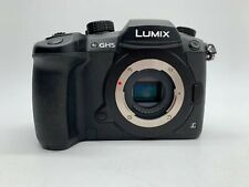 Panasonic Lumix DC-GH5 Mirrorless Digital Camera (Body Only) - READ - AS IS
