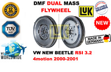 FOR VW NEW BEETLE RSI 3.2 4motion 2000-2001 NEW DMF DUAL MASS FLYWHEEL