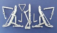 Tu-22 Backfire Landing Gear For 1/72nd Scale Trumpeter Model  SAC 72024
