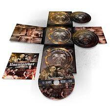 UNANTASTBAR - 10 JAHRE REBELLION - LIVE 2 CD + DVD NEU