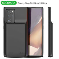 6000mAh For Samsung Galaxy Note 20 20Ultra Power Bank Pack Battery Charger Case