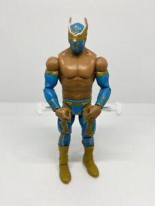 WWE Wrestling Mattel Basic Battle Packs Series 15 Sin Cara Figure #2